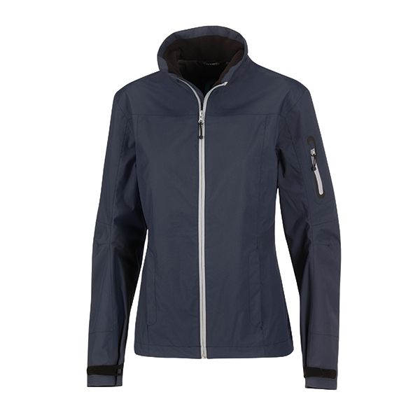 The ultimate all-weather shell – Brussels is XD Apparel's versatile and multiple-featured shell jacket packing high performance in a clean fitted design. A perfect crossover jacket for the city and the outdoors, it is made with a waterproof and breathable, windproof and water repellent recycled polyester shell fabric which has a fine and smooth feel. Among its many tailored details, Brussels boasts pre-shaped arms for ease of movement, multiple pockets and discreet under arm ventilation