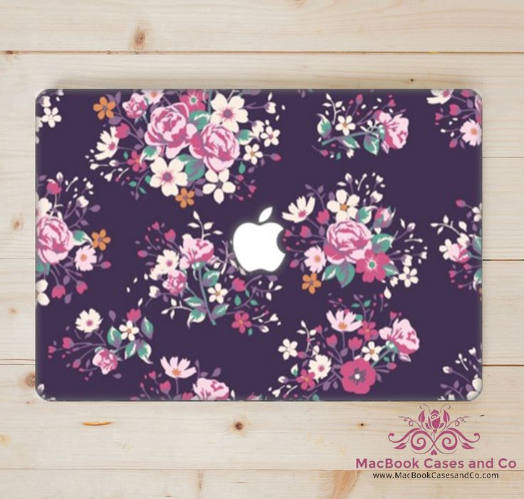 Beautifully floral Macbook Case  #macbookcasesandco #Macbookcase  www.macbookcasesandco.com