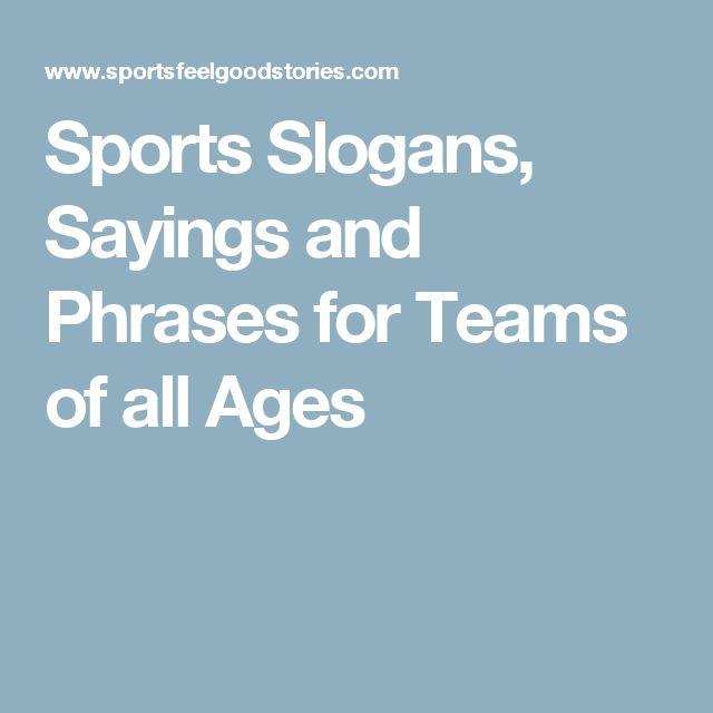 Best 25+ Sports slogans ideas on Pinterest | Sports shirt ...