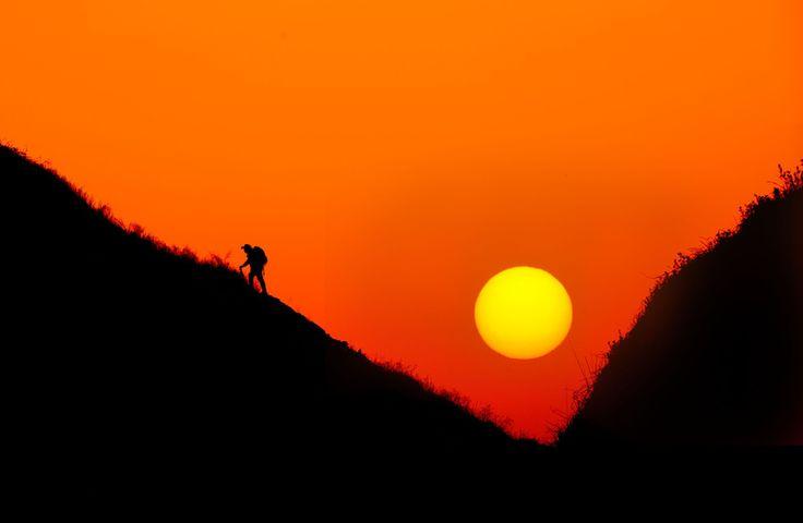 Climbing by jong beom kim on 500px