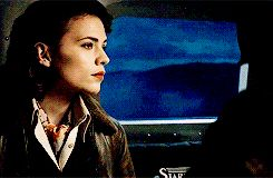 Peggy Carter and Steve Rogers gif