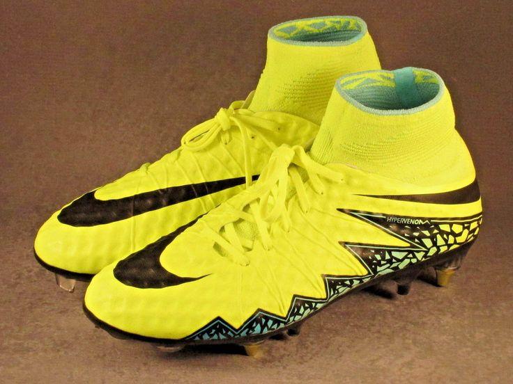 Men's Nike Hypervenom Phantom 2 SG-Pro Soccer Cleats Sizes 8.5, 10 #NIKE
