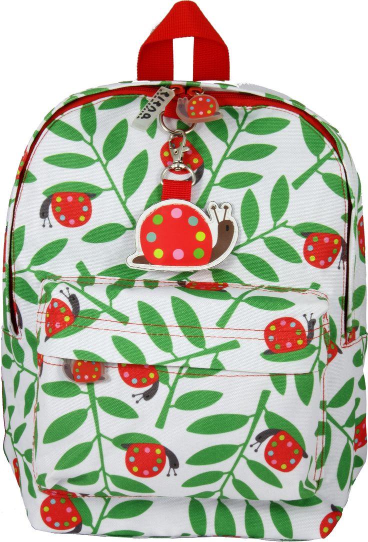 Caracoles, mochila pequeña#backpack