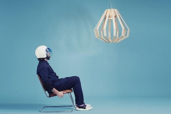 Light Apollo 08 / Woodlabo | AA13 – blog – Inspiration – Design – Architecture – Photographie – Art