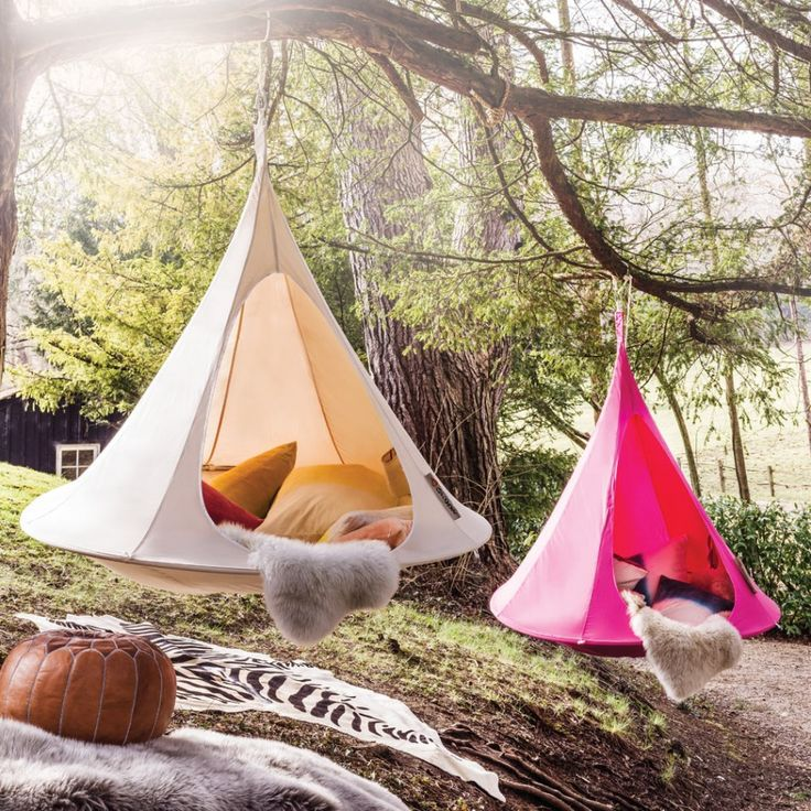 Hanging Cocoons - Garden Furniture - Furniture - Furniture