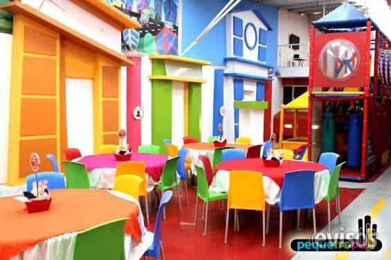 Hermoso salón de eventos infantiles en Toluca.  Te ofrecemos diferentes áreas de diversión, la o ..  http://toluca-city.evisos.com.mx/hermoso-salon-de-eventos-infantiles-en-toluca-id-602128