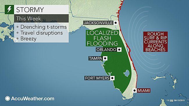 Orlando Weather - AccuWeather Forecast for FL 32801
