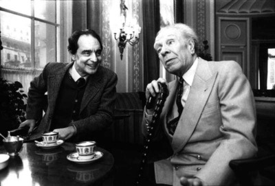 borges & calvino: best cup of tea ever!