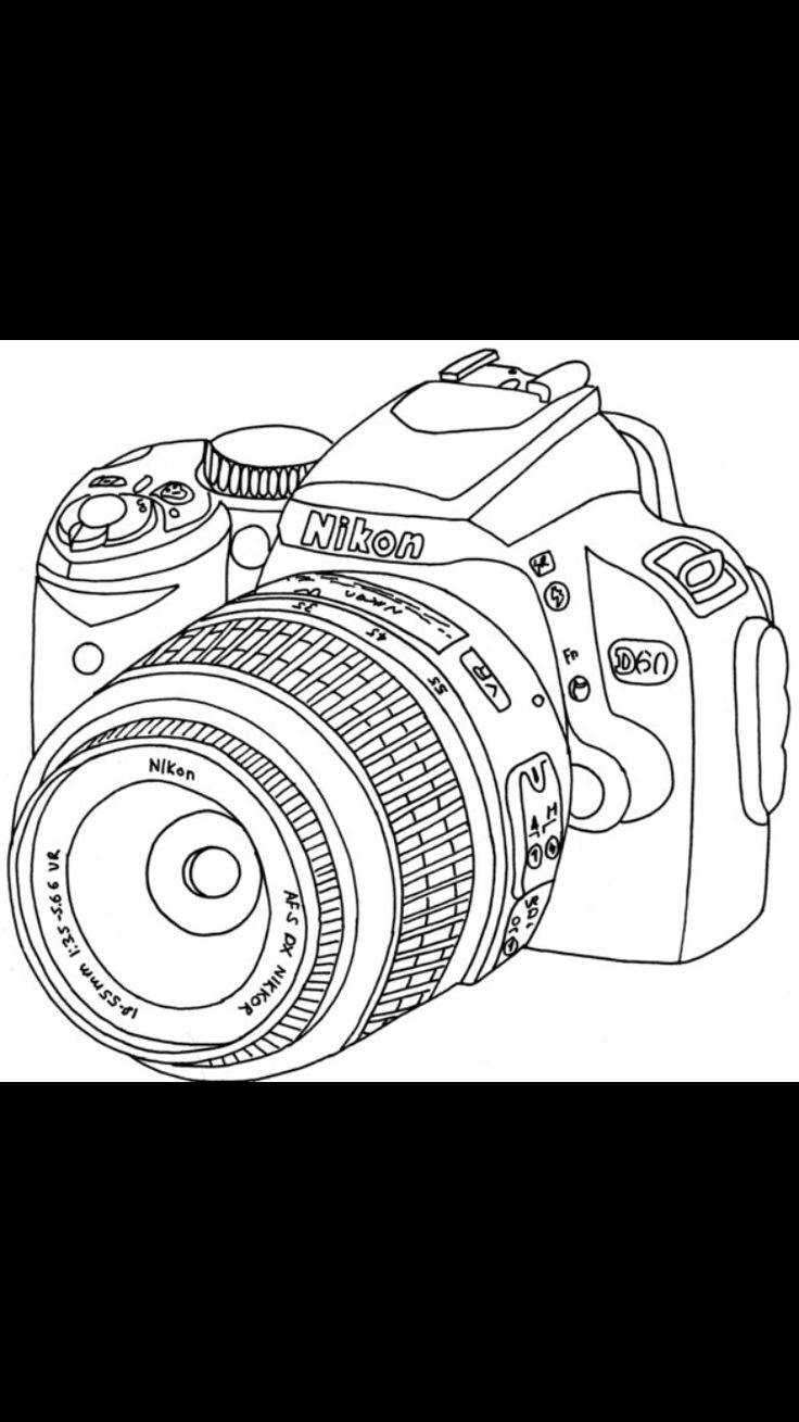Line Drawing Camera : Best camera drawing images on pinterest