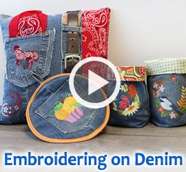 Embroidery Library Projects Home