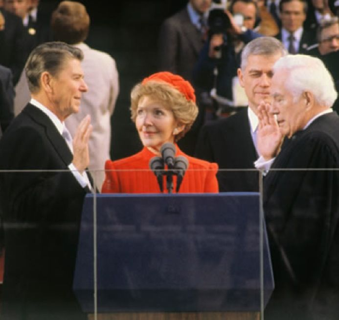 Great advances have been made in the treatment of heart disease. In the years prior to 1981, when Ronald Reagan was sworn in, death from heart disease was climbing to epidemic proportions. By 1981, many heart disease medicines were in development. Later that decade, heart attack-related deaths were cut almost in half. Source: Bettmann/CORBIS