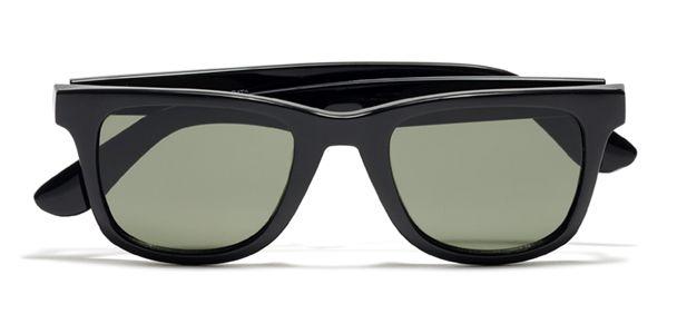 Gafas de sol  Solaris color Negro modelo 3360622014487