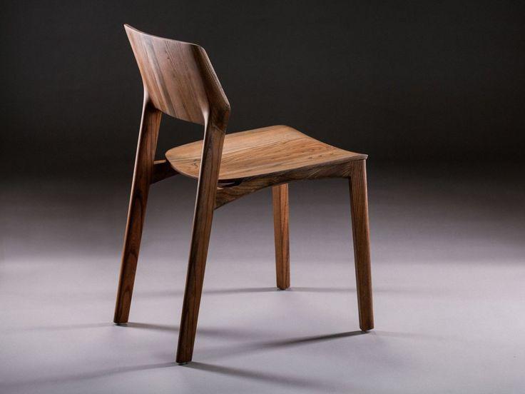 Scarica il catalogo e richiedi prezzi di Fin | sedia By artisan, sedia in legno design Michael Schneider, Collezione fin