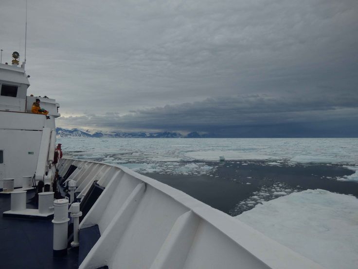 almost icebound
