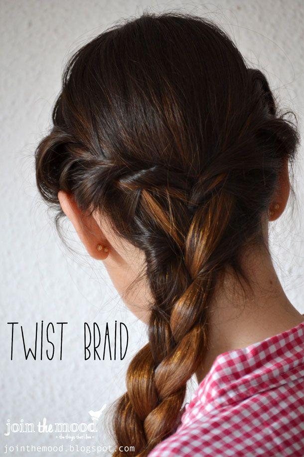 Join the Mood: TWIST BRAID