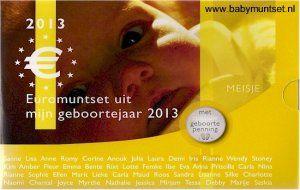 Geboorteset Meisjes 2013
