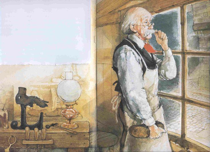 Dit is een afbeelding van Vadertje Panov.
