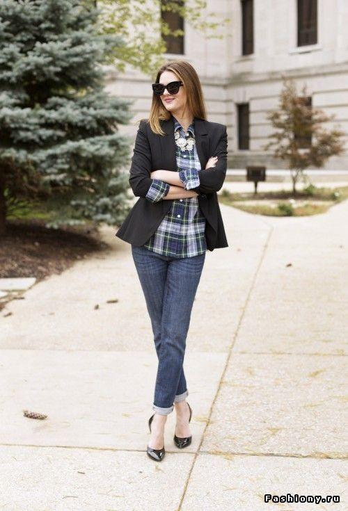 С чем носить черный пиджак или жакет, чтобы быть стильной (80 фото)! / уличная мода кожаный пиджак