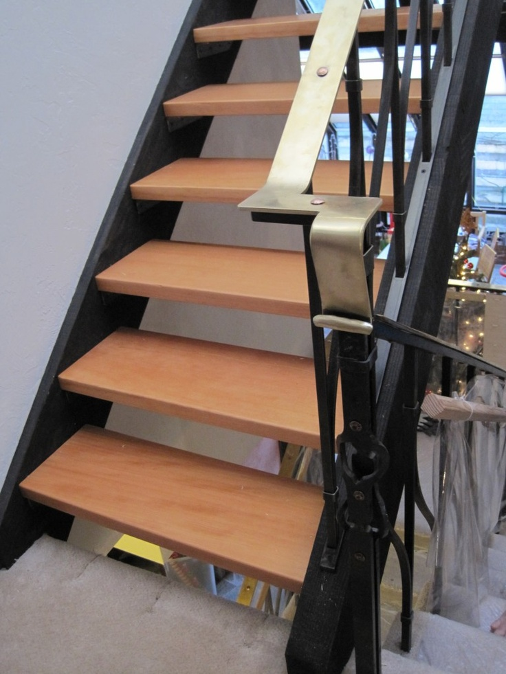 14 best Open Stairs images on Pinterest | Open stairs ...