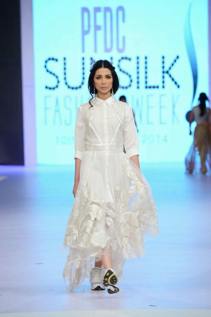 Mohsin Ali for Libas at PFDC Sunsilk Fashion Week 2014 - Pakistan Fashion Week