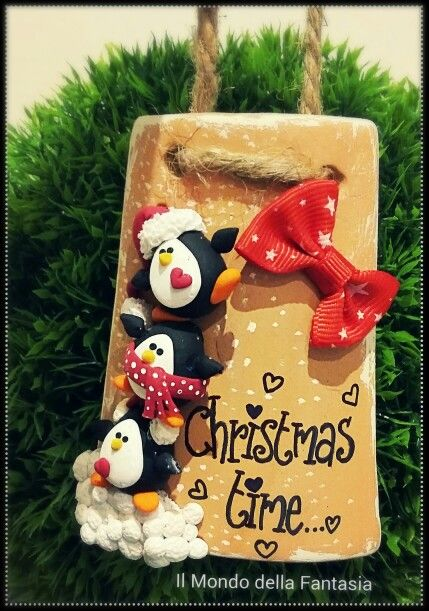 Tegolina Christmas time ❤ Seguimi su instagram: ilmondodellafantasia_shop