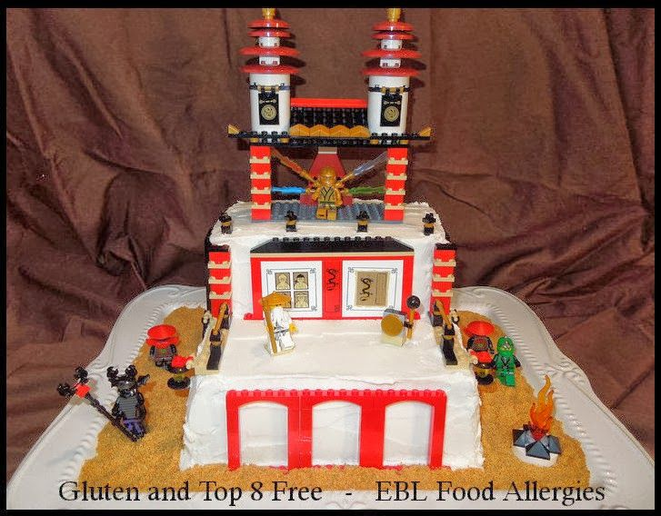 66 best Lego Birthday Cake images on Pinterest Ninjago party