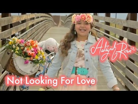 Aaliyah Rose - Not Looking For Love (Original Song) OFFICIAL VIDEO - YouTube