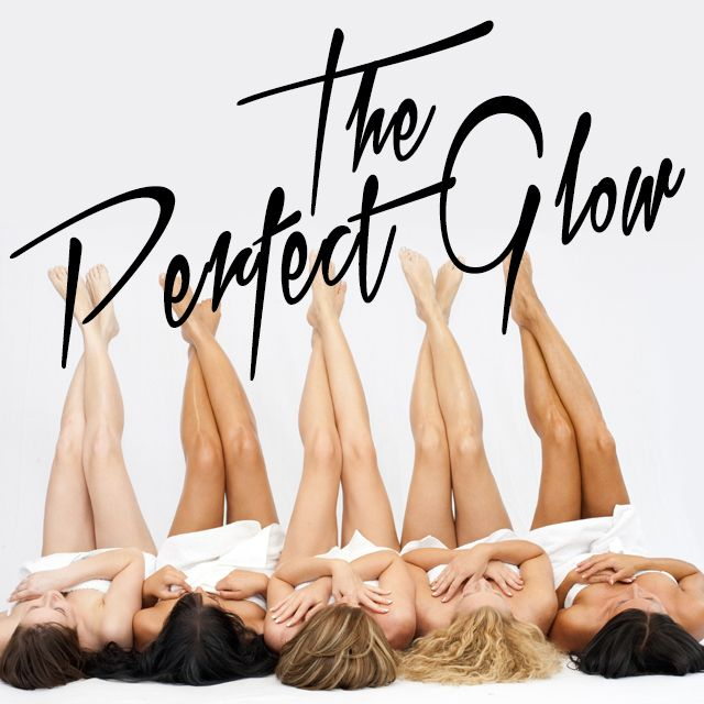 Perfect spray tan! Organic, vegan, all natural spray tan. No excuse for a bad tan! :)