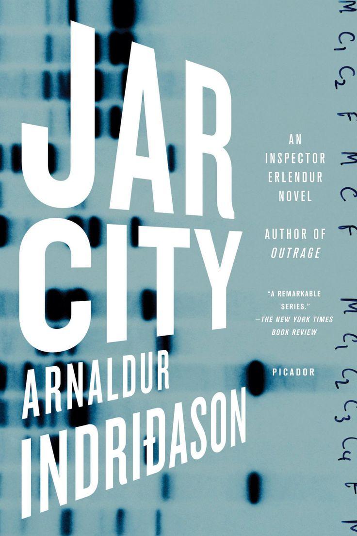 Arnaldur Indri�ason Jar City