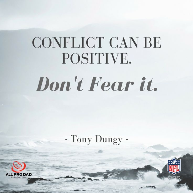 tony dungy conflict