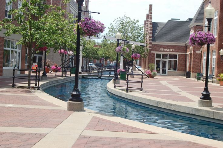19 of the most beautiful places to visit in Iowa by The Crazy Tourist. Downtown Pella is especially beautiful to visit in May during the tulip festival