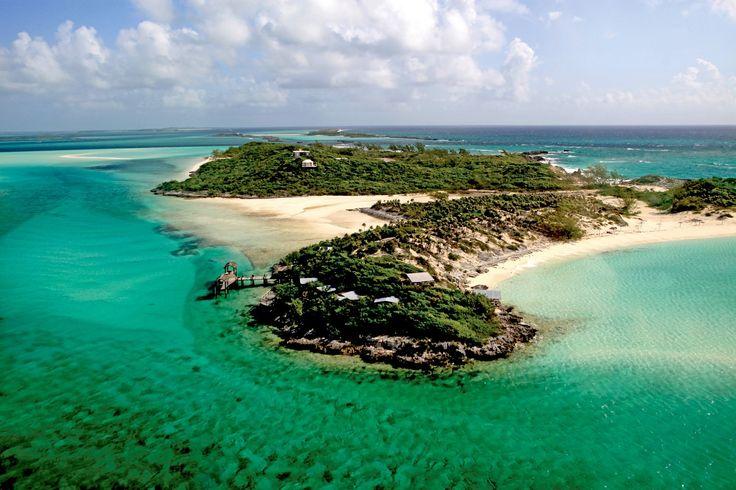 Islas Privadas de Ensueño ¡El #sueño de poseer una isla privada en las #Bahamas! #mar #playa #alucinante #lujo http://bit.ly/290lvOe
