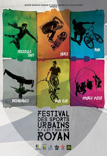 Festival des Sports Urbains, Royan (17200), Poitou-Charentes