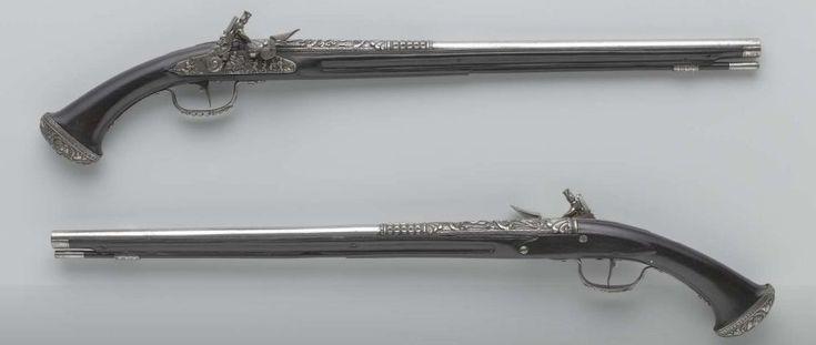 80 raras, lujosas e impresionantes armas de fuego - Parte 1