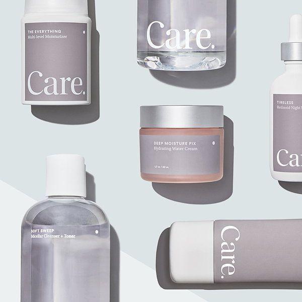 Avec Creates Brand Identity for New DTC Skincare Brand 'Care'