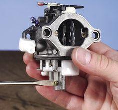 Small Engine Carburetor