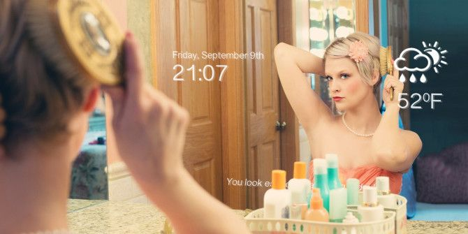 6 Best Raspberry Pi Smart Mirror Projects Weve Seen So Far #DIY #tech