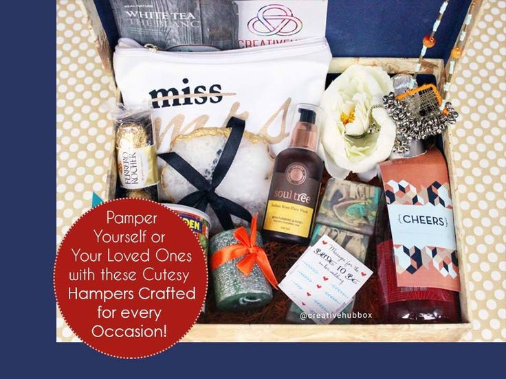 Pamper Your Loved Ones With These Creative Hampers! Contact: +91 8141411879 #Gifts #Gifting #GiftHampers #SubscriptionBoxes #QuirkyGiftHampers #UniqueGift #CorporateGiftHampers #CreativeHub #CityShorSurat