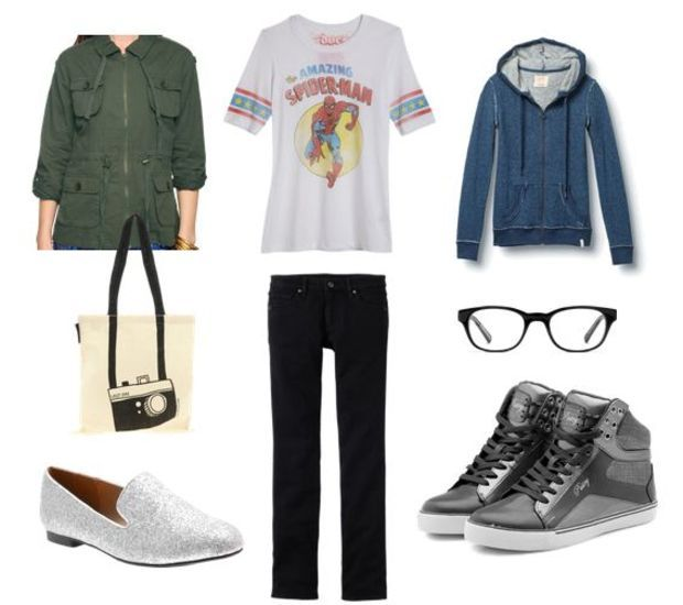 Geek Chic: Fashion Inspired by The Amazing Spider-Man - College Fashion