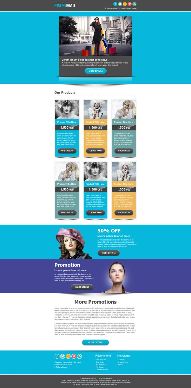 17 Best images about UX: email design on Pinterest | Email ...