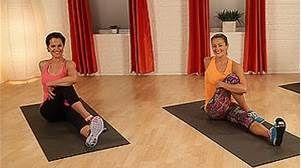 popsugar fitness stretching video - Bing video