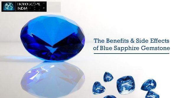 Blue Sapphire Is A Gemstone For Planet Saturn Or Shani Just As Saturn Is A Pl Blue Sapphire Benefits Gemstones Blue Sapphire