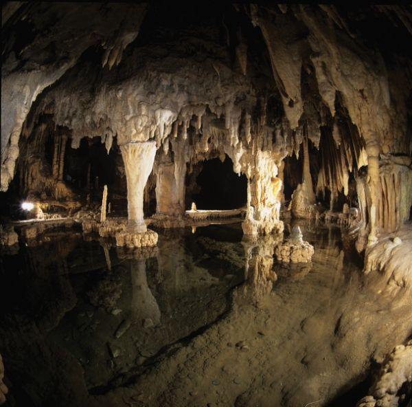 The Perama Cave-Ioannina