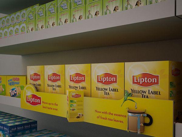 Lipton Talker on Behance