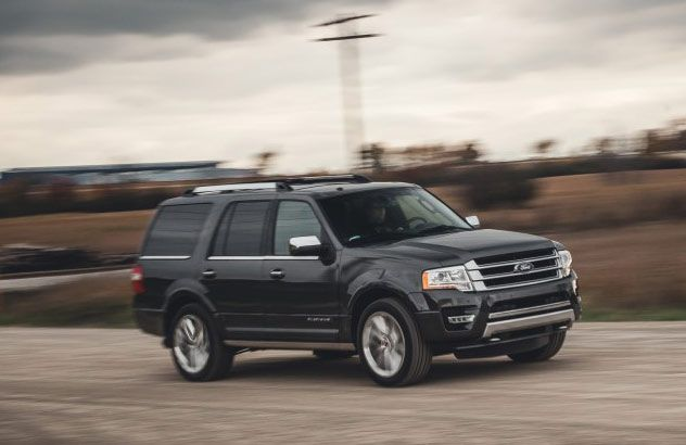 2015 Ford Expedition Review - Car Reviews Central