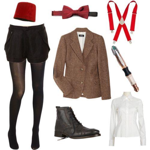 Girl Doctor Who custom idea. LOVE!