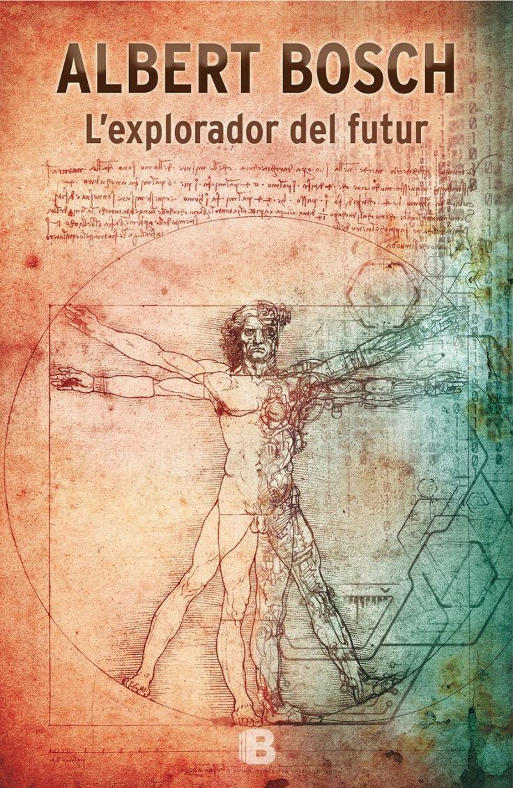 L'explorador del futur - Albert Bosch #roslena #reus #llibres