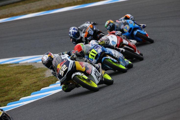 Kent, Moto3 race, Japanese MotoGP 2014