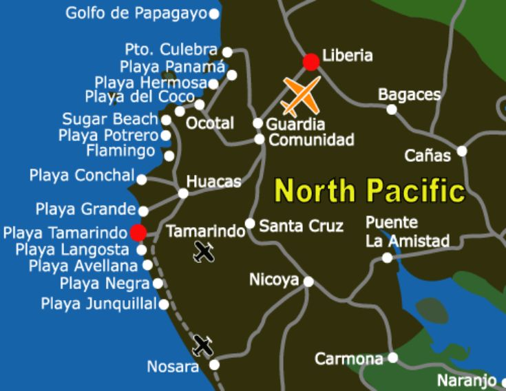 10 best Tourism images on Pinterest Tourism Costa rica and Maps