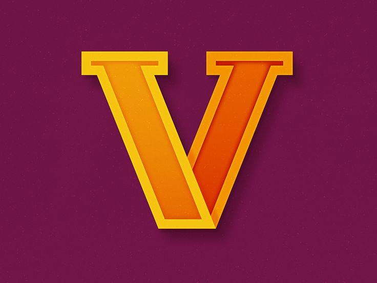 A1—Z26 / V22. #graphic #design #typography #alphabet